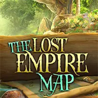 The Lost Empire Map
