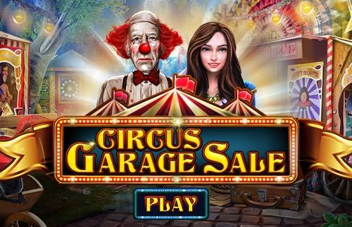 Image Circus Garage Sale