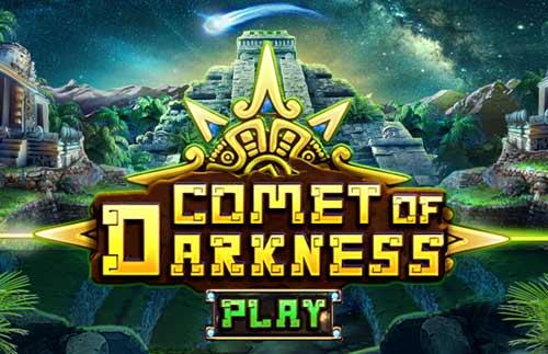 Image Comet of Darkness