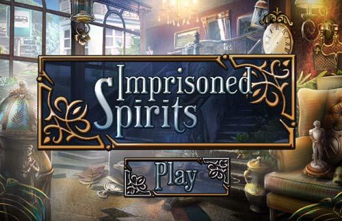 Image Imprisoned Spirits