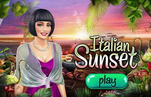 Image Italian Sunset