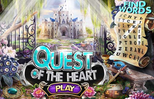 Image Quest of the Heart