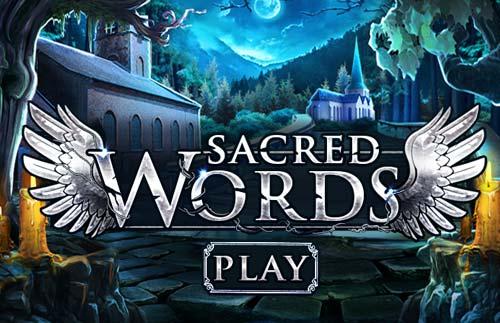 Image Sacred Words
