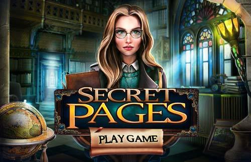 Image Secret Pages