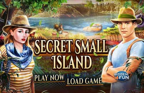 Image Secret small island