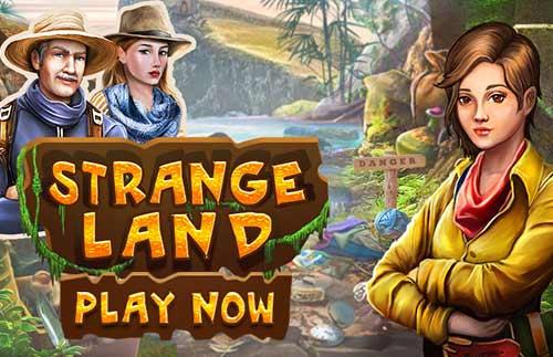 Image Strange land