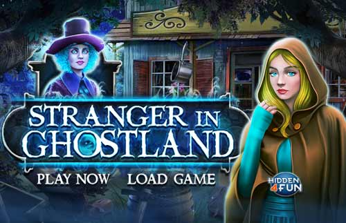 Stranger in Ghostland