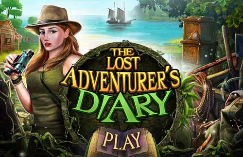 Image The Lost Adventurers Diary