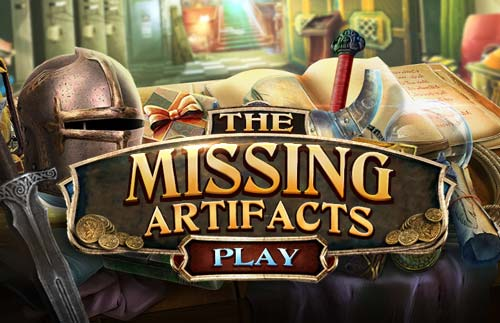 Image The Missing Artifacts