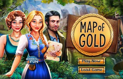 Image Map of Gold