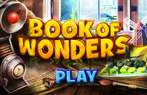 Image Book of Wonders