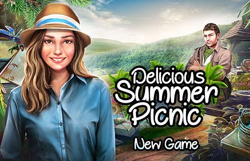 Image Delicious Summer Picnic