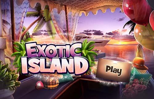 Image Exotic Island