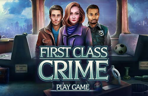 Image First Class Crime