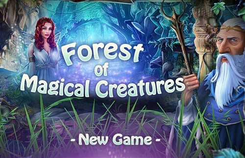 Image Forest of Magical Creatures