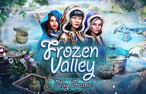 Image Frozen Valley