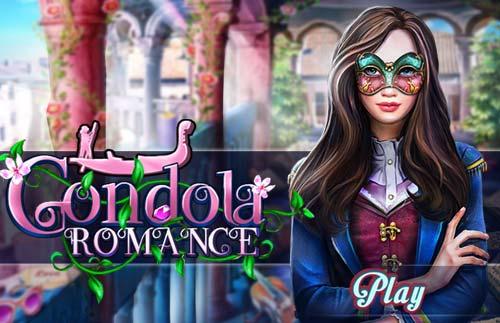 Image Gondola Romance