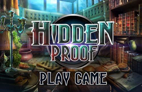 Image Hidden Proof