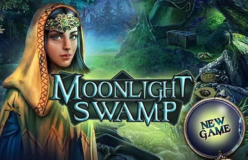 Image Moonlight Swamp