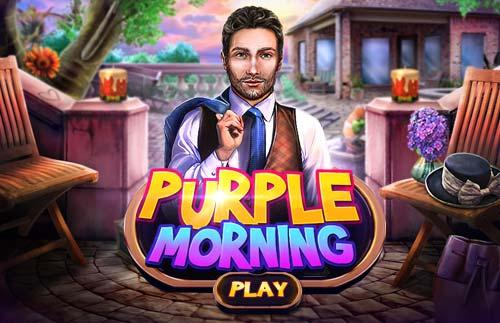 Image Purple Morning
