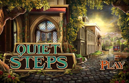 Image Quiet Steps