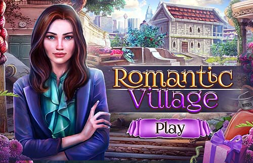 Image Romantic Village