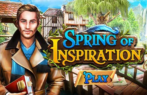 Image Spring of Inspiration