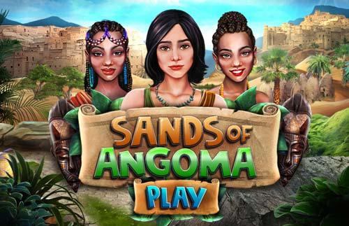Image The Sands of Angoma